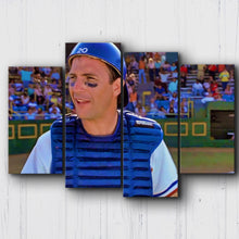 Load image into Gallery viewer, Bull Durham He Scrambled That Canvas Sets