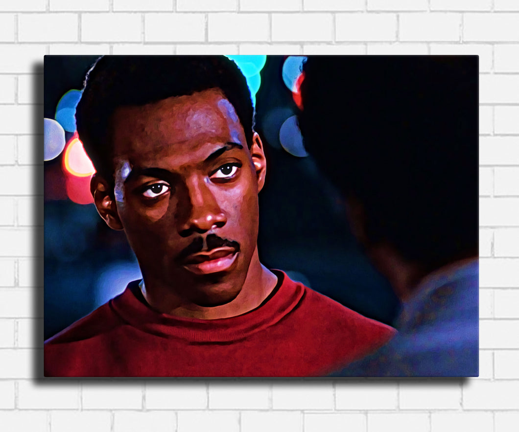 Beverly Hills Cop He Was My Friend Canvas Sets