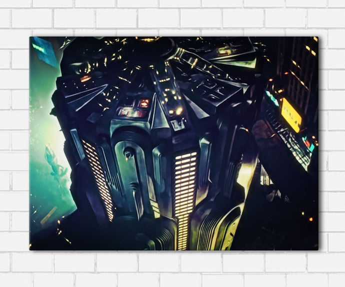 Blade Runner Headquarters Canvas Sets