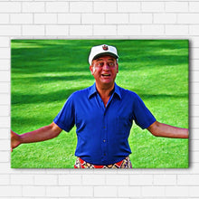 Load image into Gallery viewer, Caddyshack Hey Everybody Canvas Sets