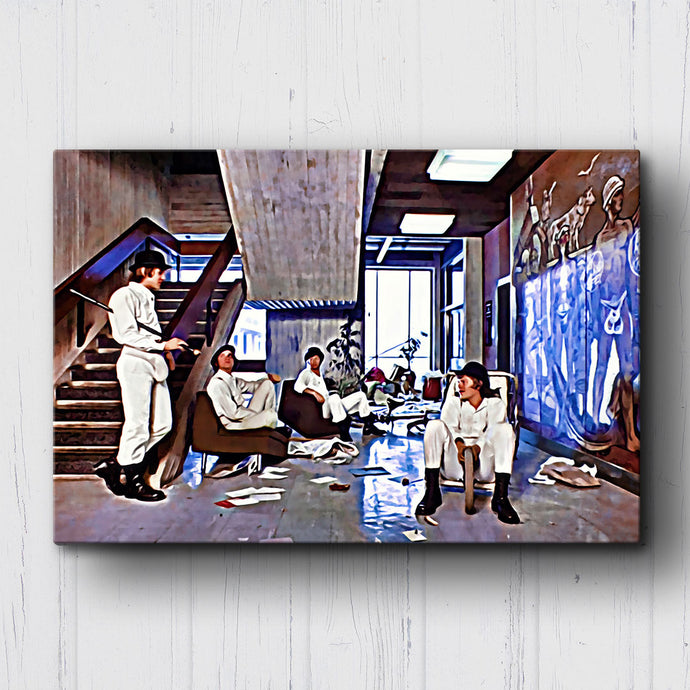 A Clockwork Orange Hi There Canvas Sets