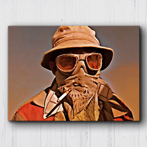 Fear And Loathing Hired Geeks Canvas Sets