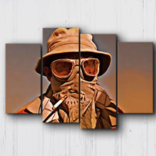Load image into Gallery viewer, Fear And Loathing Hired Geeks Canvas Sets