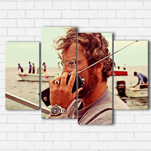 Load image into Gallery viewer, Jaws- Hooper Canvas Sets