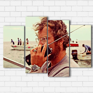 Jaws- Hooper Canvas Sets