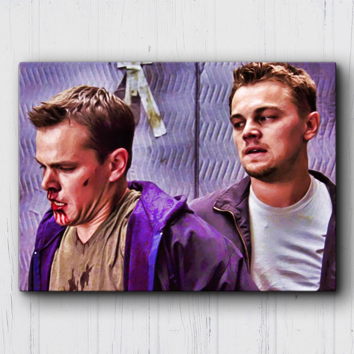 The Departed I Am Killing You Canvas Sets