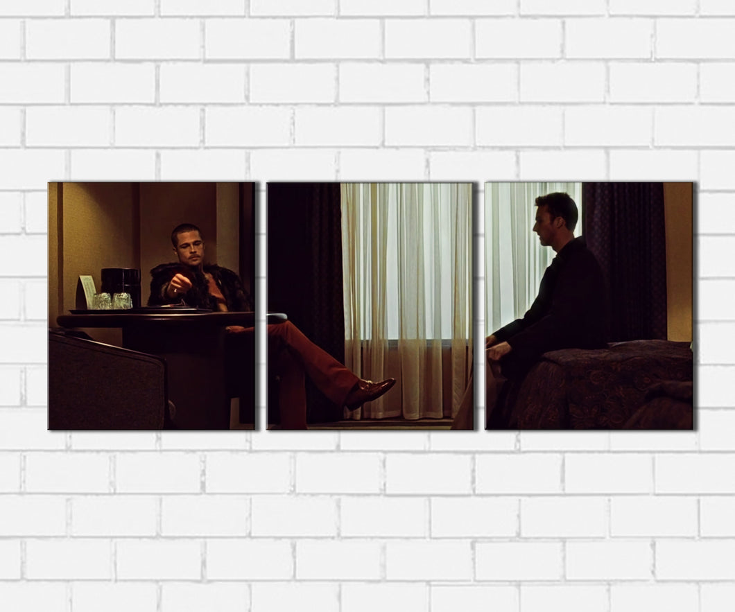 Fight Club I'm Tyler Durden Canvas Sets