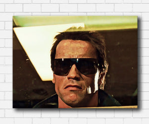 Terminator 1984 I'll Be Back Canvas Sets