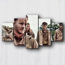 Load image into Gallery viewer, Saving Private Ryan I'm A Teacher Canvas Sets
