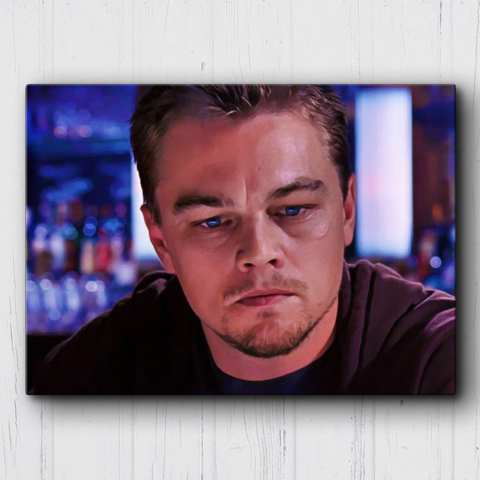 The Departed I'm No Rat Canvas Sets