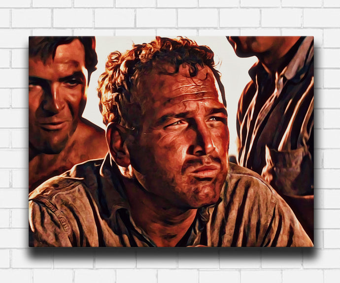 Cool Hand Luke In Chains Canvas Sets