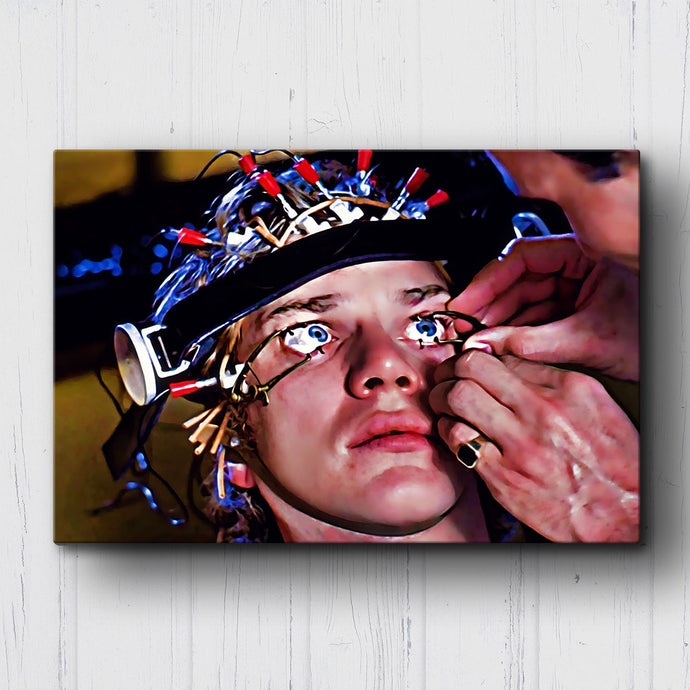 A Clockwork Orange In The Meantime Canvas Sets