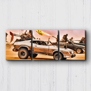 Mad Max Fury Road Interceptor 2.0 Canvas Sets