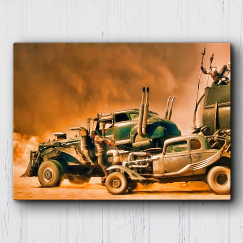 Mad Max Fury Road Into The Storm Canvas Sets