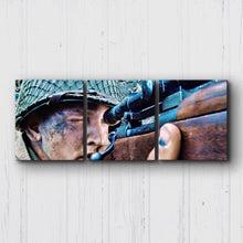 Load image into Gallery viewer, Saving Private Ryan Jackson Takes Aim Canvas Sets
