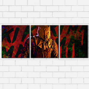 Original Jason Voorhees LE Canvas Sets