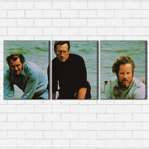 JAWS THE CREW Canvas Sets