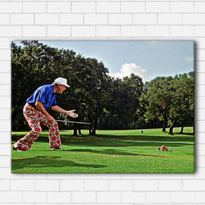 Caddyshack Kangaroo Stole My Ball Canvas Sets