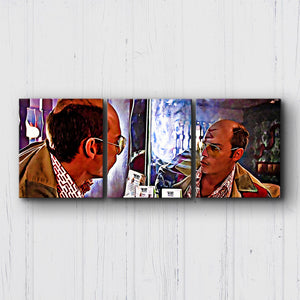 Fear And Loathing Ketchup Canvas Sets