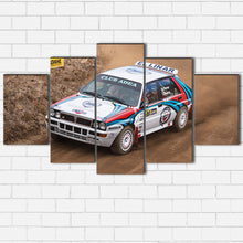 Load image into Gallery viewer, Lancia Rally Canvas Sets