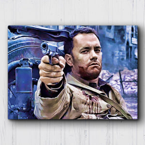 Saving Private Ryan Last Stand Canvas Sets