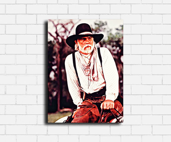 Lonesome Dove Woodrow Canvas Sets