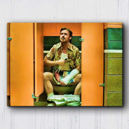 The Nice Guys License To Carry Canvas Sets