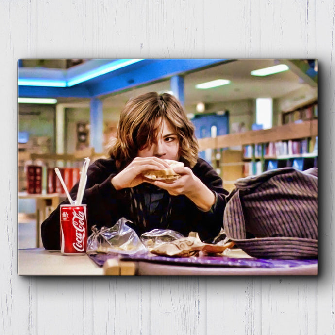 The Breakfast Club Lunch Canvas Sets