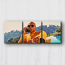 Load image into Gallery viewer, Pulp Fiction Marsellus Wallace Canvas Sets