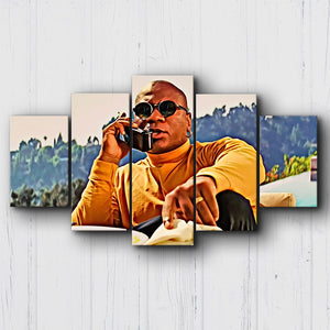Pulp Fiction Marsellus Wallace Canvas Sets