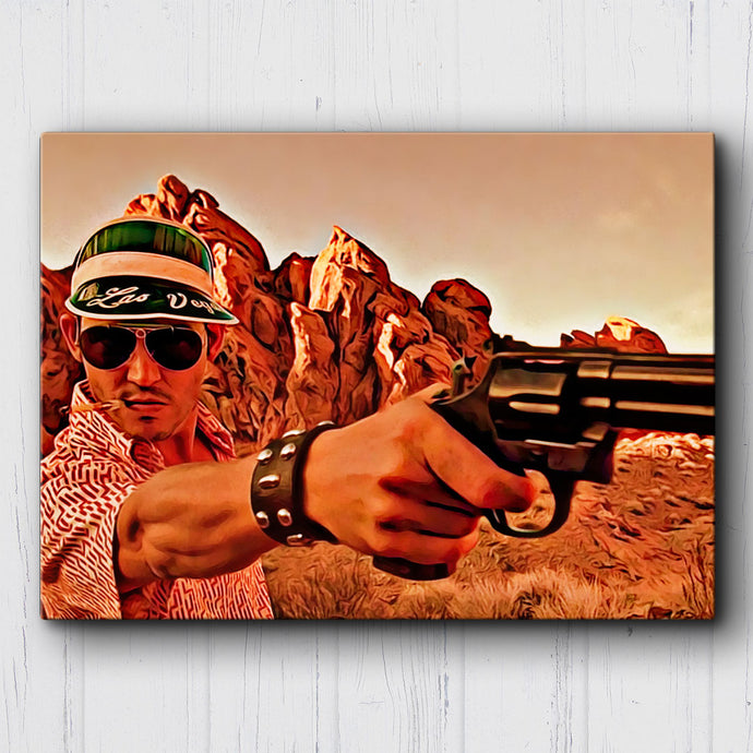 Fear And Loathing Magnum Canvas Sets