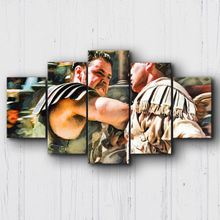 Load image into Gallery viewer, Gladiator Maximus Vs Commodes Canvas Sets