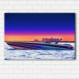 Miami Vice- Scarab Canvas Sets