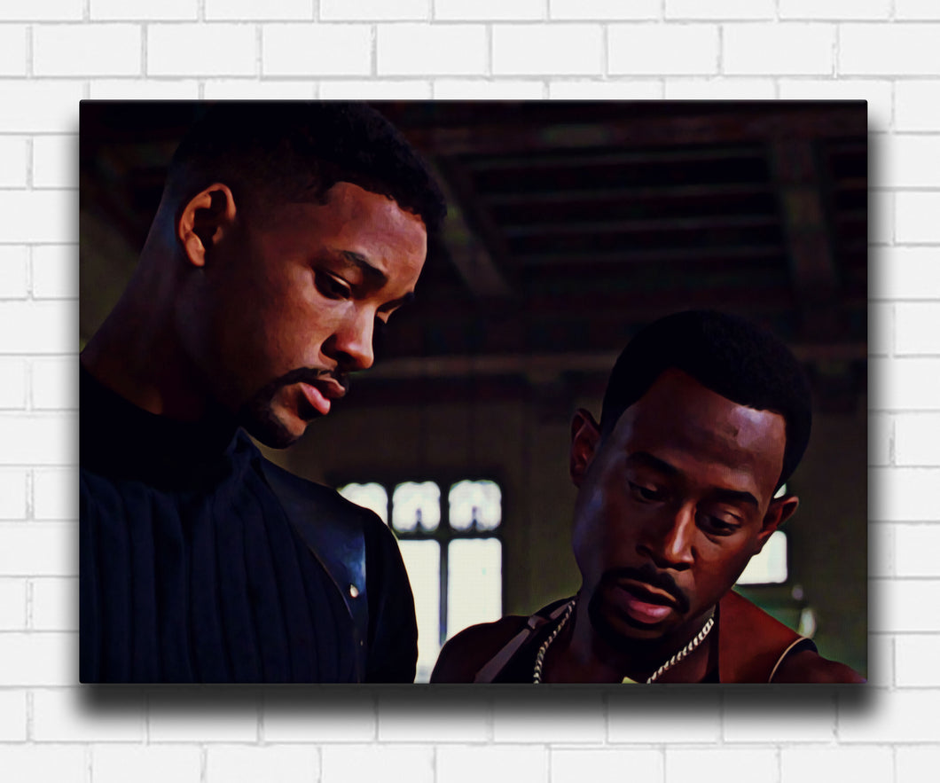 Bad Boys 1995 Mike and Marcus Canvas Sets