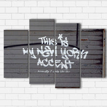 Load image into Gallery viewer, Banksy New York Canvas Sets