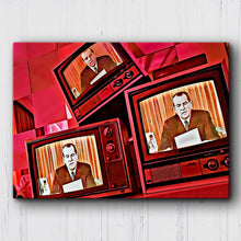Load image into Gallery viewer, Fear And Loathing Nixon Canvas Sets