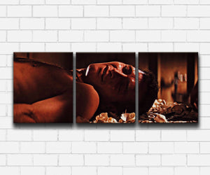 Cool Hand Luke No One Can Eat 50 Eggs Canvas Sets