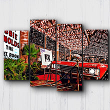 Load image into Gallery viewer, Fear And Loathing No Parking Canvas Sets