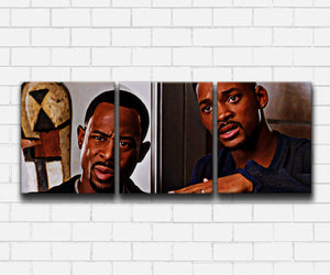 Bad Boys 1995 On A Slant Canvas Sets