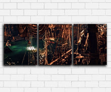Load image into Gallery viewer, The Goonies On Deck Canvas Set