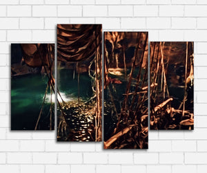 The Goonies On Deck Canvas Set