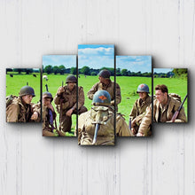 Load image into Gallery viewer, Saving Private Ryan Our Objective Canvas Sets