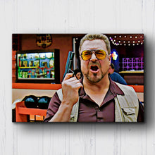 Load image into Gallery viewer, The Big Lebowski Over The Line Canvas Sets