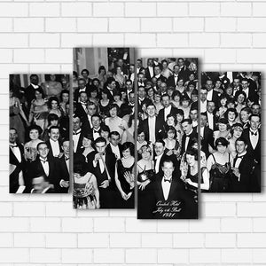 Overlook Hotel Ball Canvas Sets