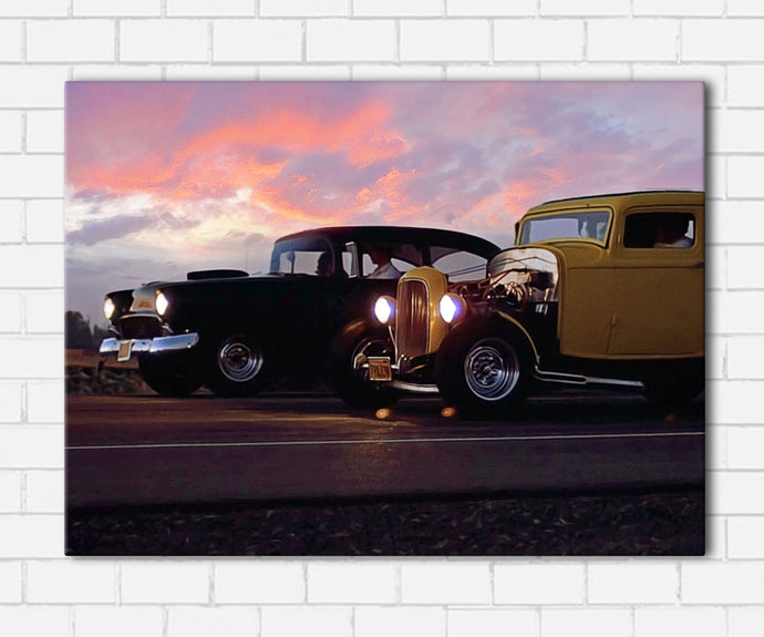 American Graffiti Paradise Road Canvas Sets