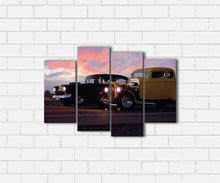 Load image into Gallery viewer, American Graffiti Paradise Road Canvas Sets