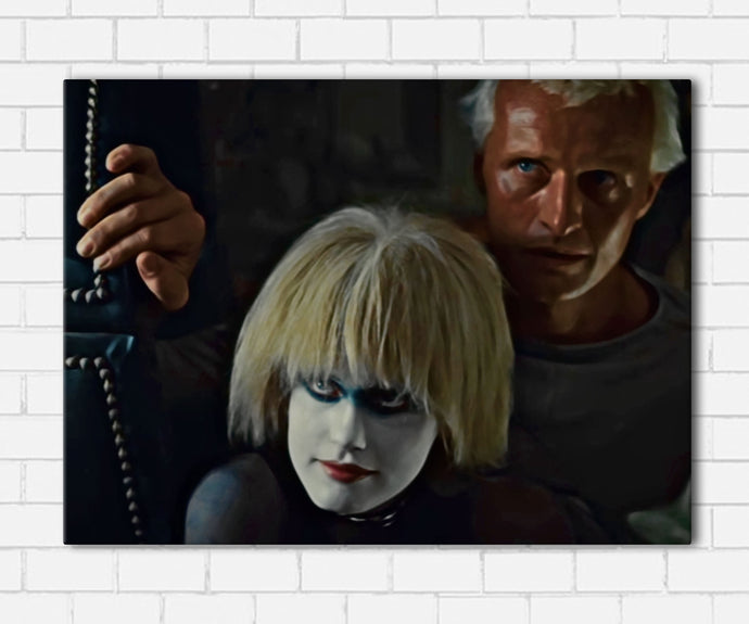 Blade Runner - Roy & Pris Canvas Sets