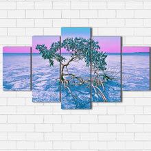 Load image into Gallery viewer, The Pink Mangrove Canvas Sets