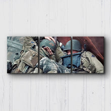 Load image into Gallery viewer, Saving Private Ryan Pinned Down Canvas Sets