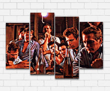 Load image into Gallery viewer, Cool Hand Luke Playing It Cool Canvas Sets